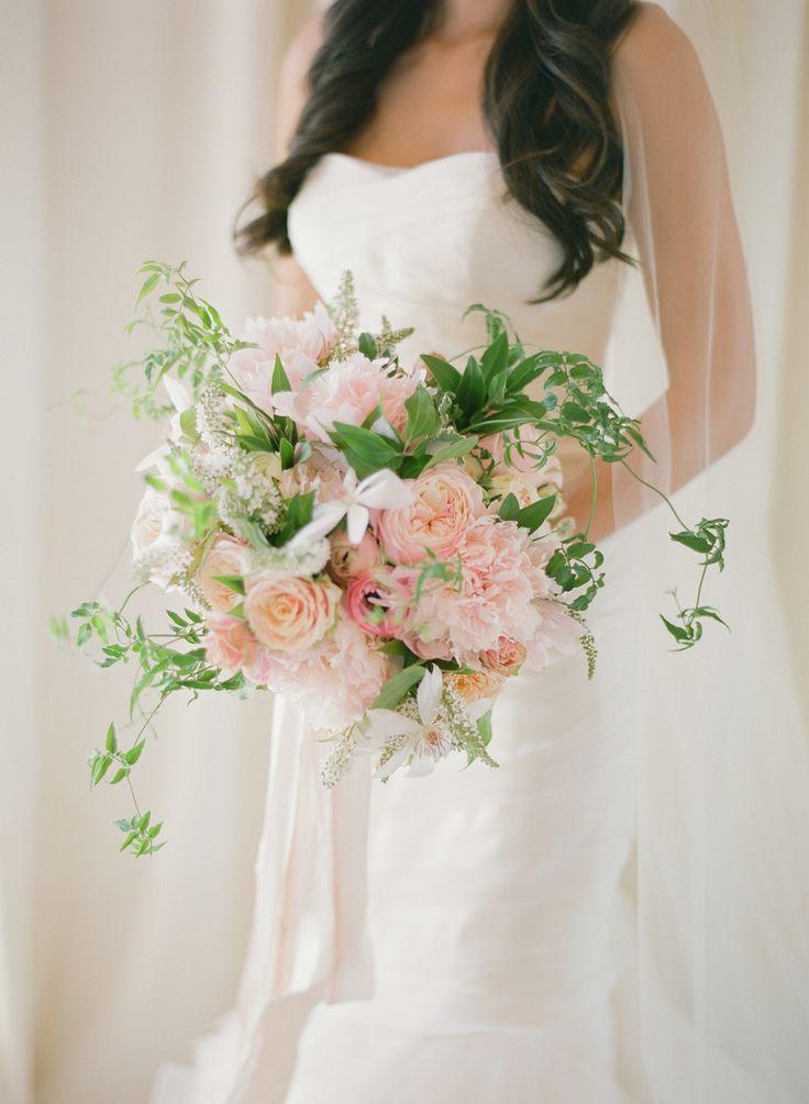 Soft + Romantic Summer Winery Wedding