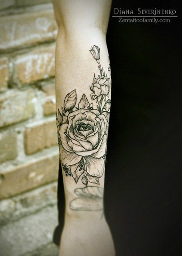 Forearm Tattoo - 110+ Awesome Forearm Tattoos