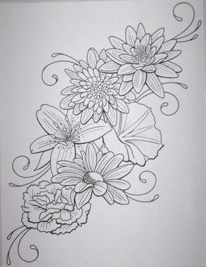 flower arm tattoos for women | ... tattoo for foot tattoo, lower back tattoo, up...