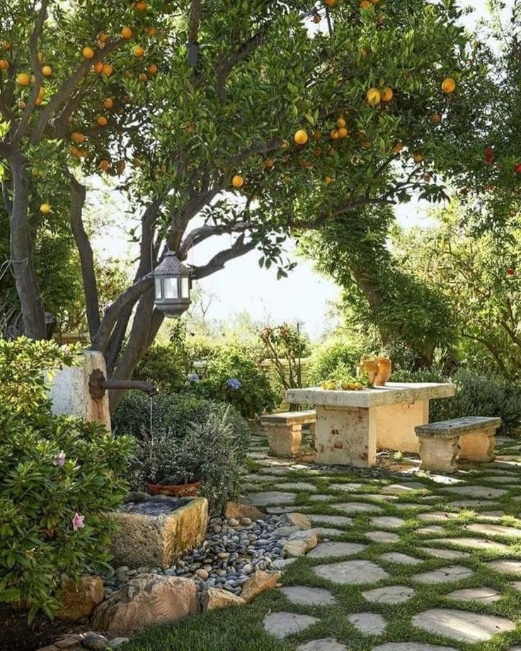 Flowers And Garden Ideas Small Courtyard Garden With Seating