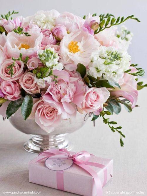 (2) Flower Arrangement   Artistic Arrangements & Wreaths ❁   Pinterest)