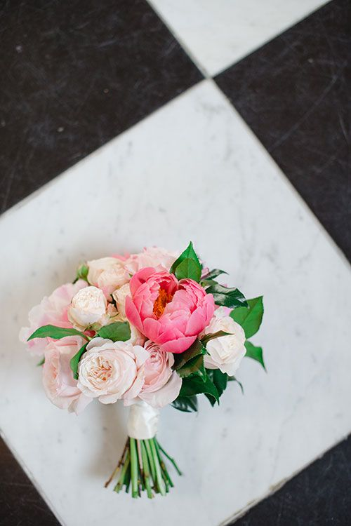 A Two-Part Wedding in London and Belize, Classic London Wedding, Pink Wedding Bo...