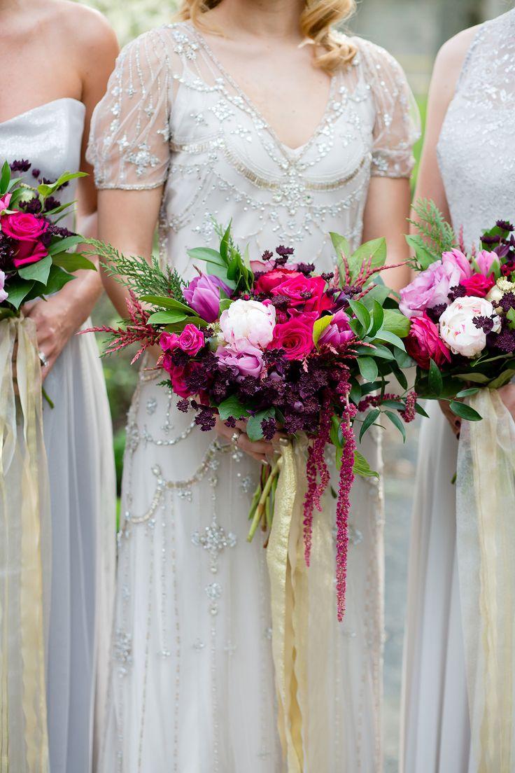 Elegant Gatsby Wedding Inspiration at Cairnwood Estate