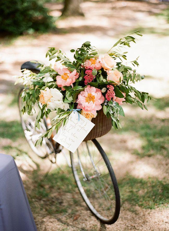 Pink Legare Waring House Wedding // Hannah + Joey