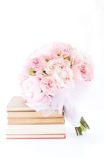 pink, peony, blush, Steel Magnolias, tulle, handcut, Holly Chapple,
