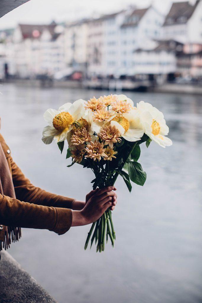 peonies bouquet - flower lover