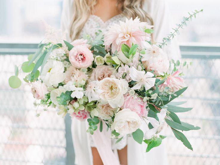 A Fashion Blogger's Cliffside Wedding in San Diego