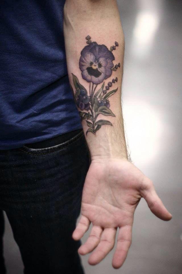 Huge fan of Alice Carrier tattoo on men.