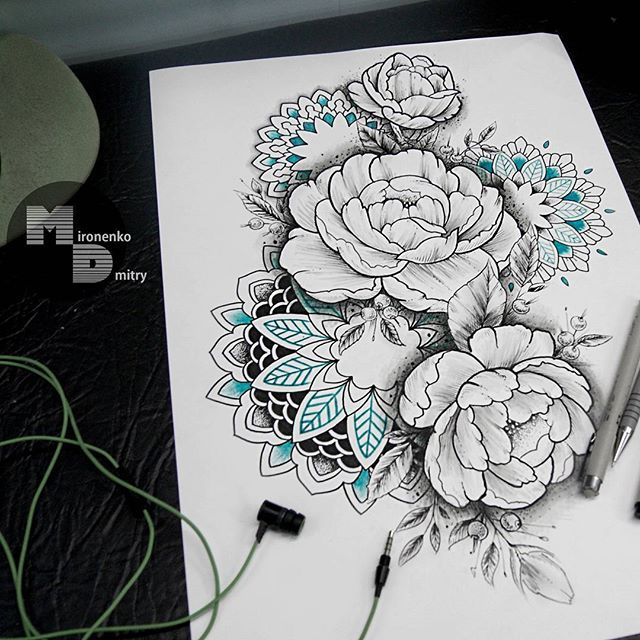 This would be a great half sleeve drawn a little differently.