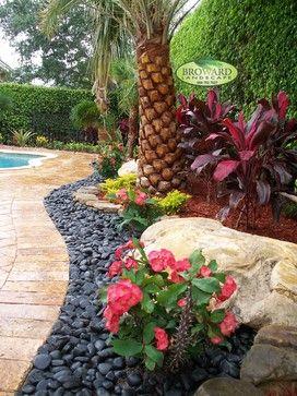 Tropical Landscape Design Ideas