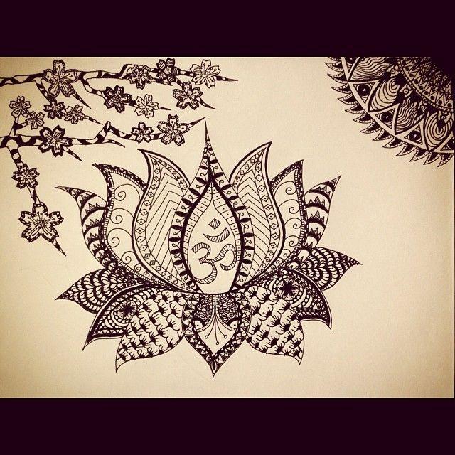 Flowers Drawings Imgs For Lotus Flower Drawing Tumblr Flowers