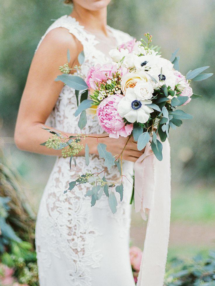Hochzeitsidee für den Frühling