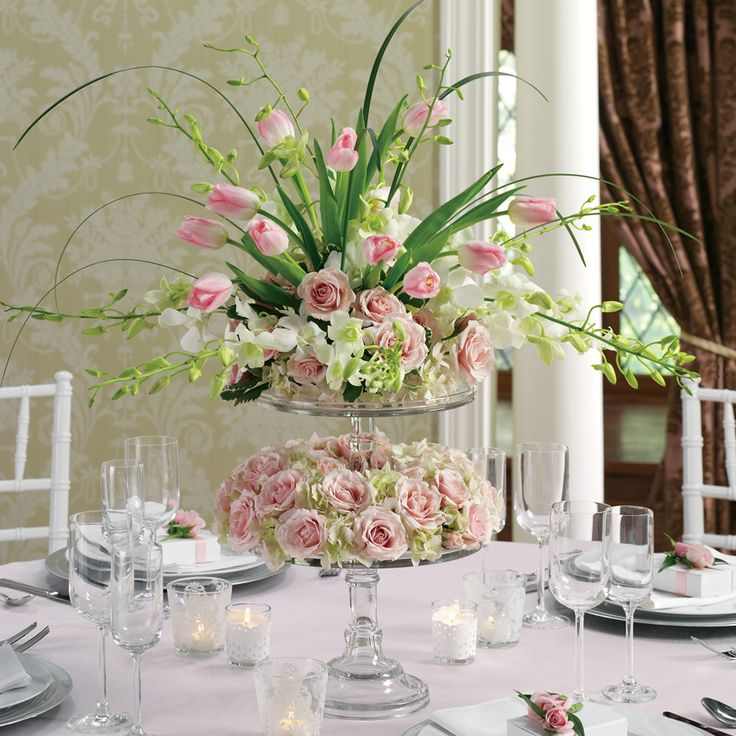 Pink Flowers Inspiration Pink And Green Modern Romantic