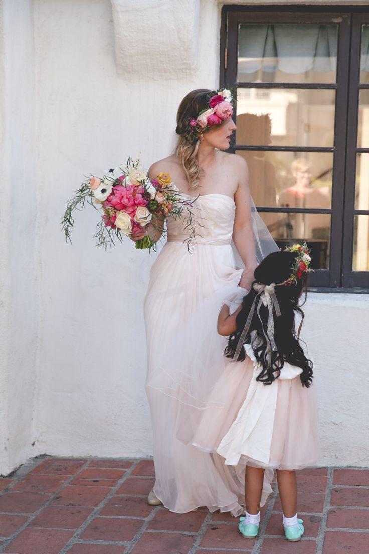 A Beach Club Wedding in California   A Practical Wedding