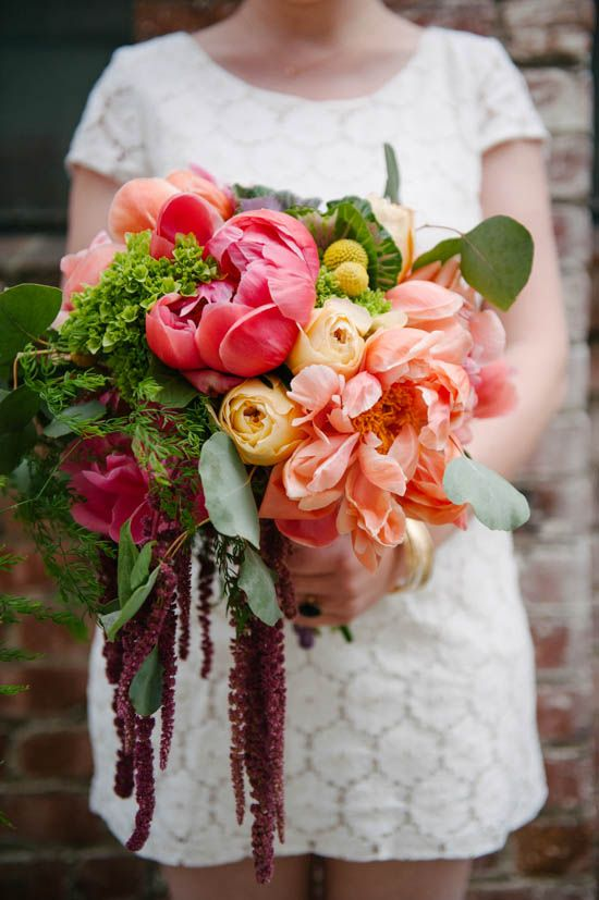 Weddings Flower Arrangements How To Make A Colorful