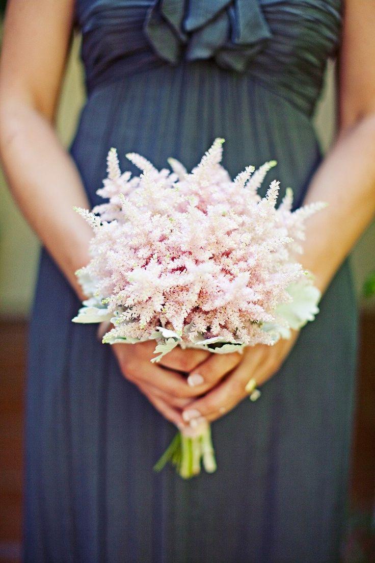 Light Pink Bridesmaid Bouquet