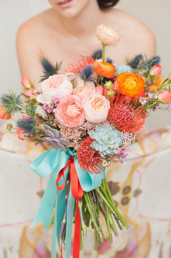 From Invitation to Flower Inspiration