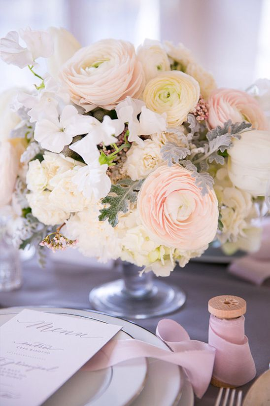 spring wedding centerpiece ideas