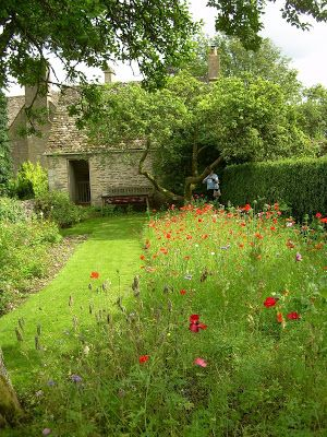 Little Welsh Quilts and other Traditions: Mary Keen's Garden