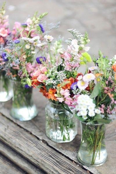 mixed arrangements in simple jars