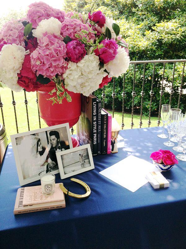 MY BRIDAL LUNCHEON | Luella & June