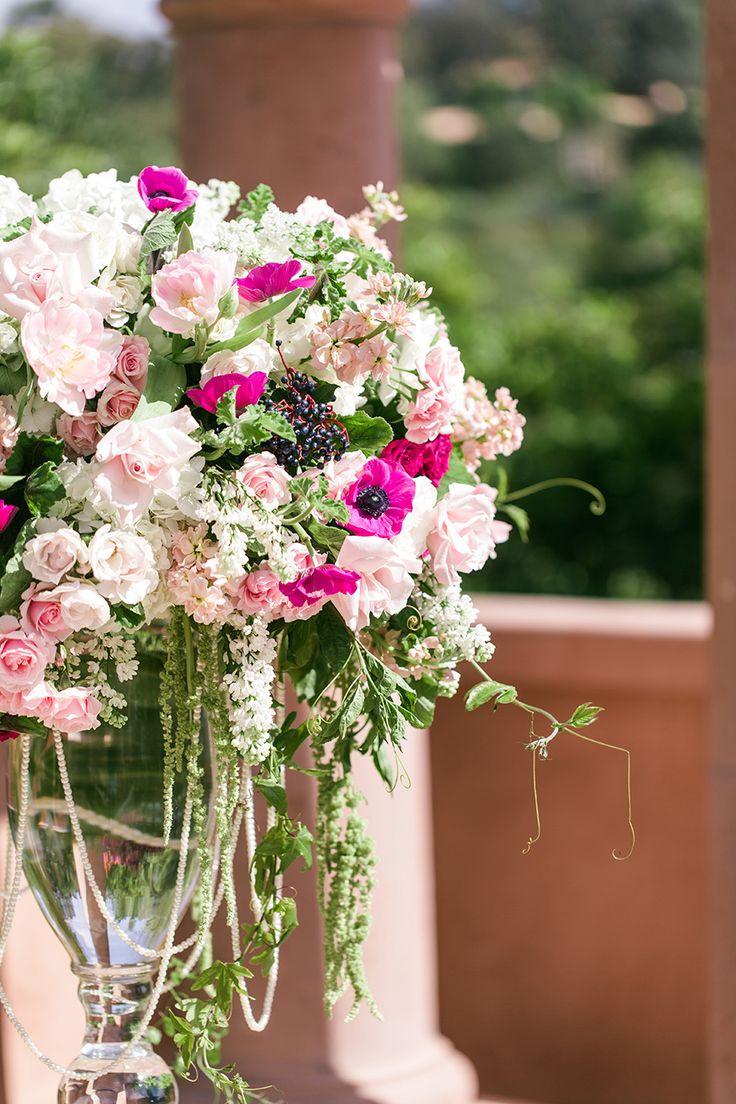 Pink flowers inspiration florist blush botanicals www florist blush botanicals stylemepretty photography we heart photograp mightylinksfo