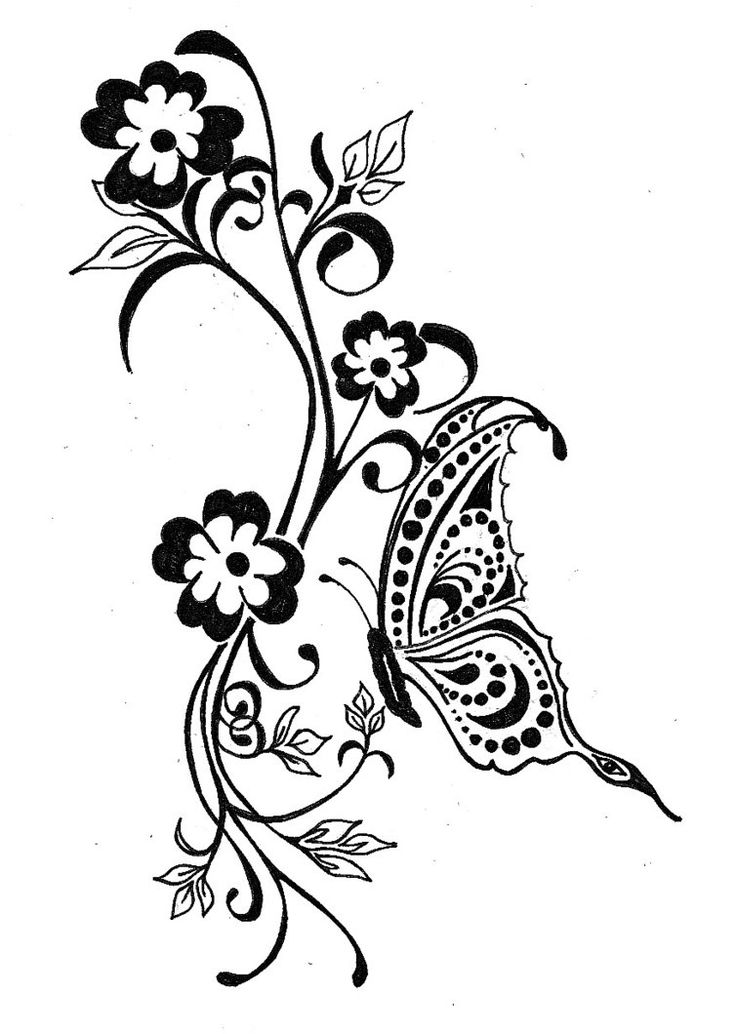 f688db425 Flower Tattoos : celtic-butterfly-tattoo-meaning-butterfly-tattoo ...