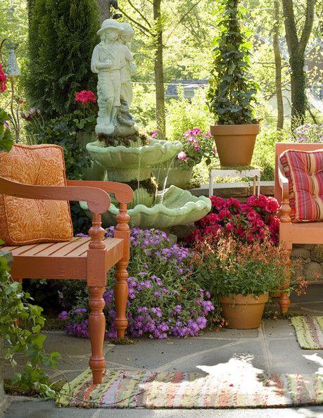 Flowers And Garden Ideas Outdoor Patio Design Ideas Flowers Tn