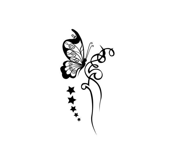 Butterfly Tattoo Ideas Pinterest #1