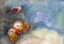 Flowers Drawings Inspiration : windypoplarsroom: Odilon Redon ...