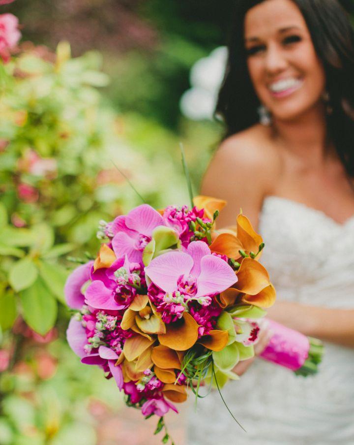 Spectacular Wedding Flower Ideas - MODwedding