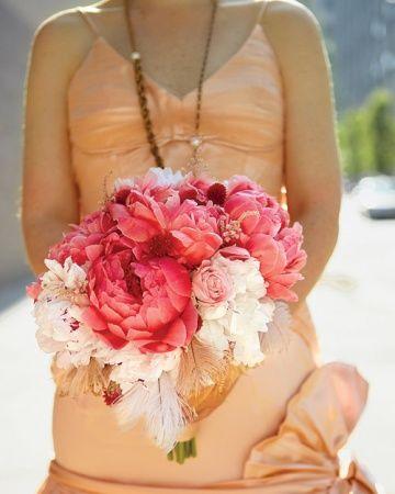 Blush Colored Bouquet