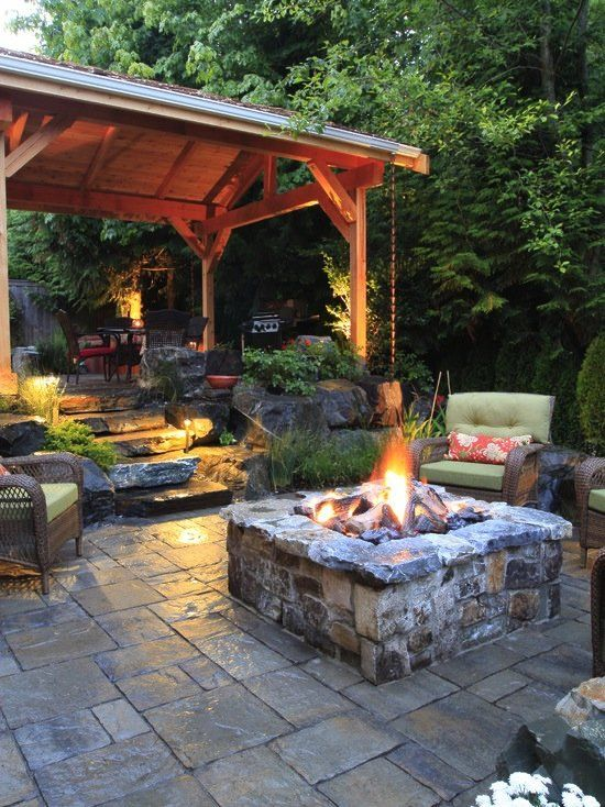1 of the 10 Best Decks & Patios we could find. Worth saving for creative ideas/u...