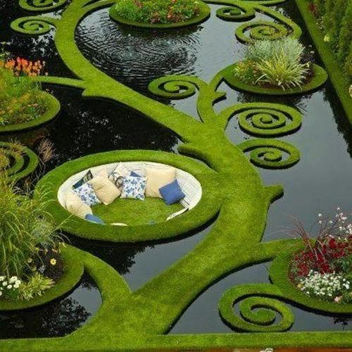 Award Winning Garden Design By Ben Hoyle