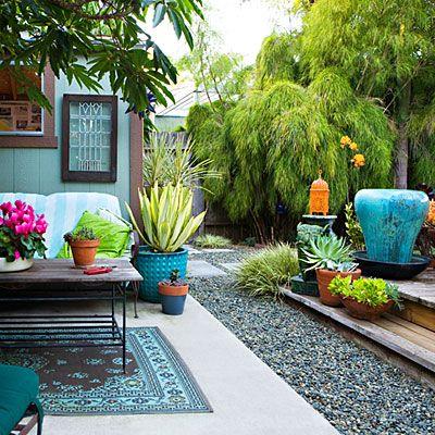 darling backyard #garden #patio #outdoor