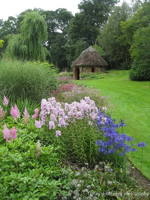 Bressingham Garden, Norfolk England