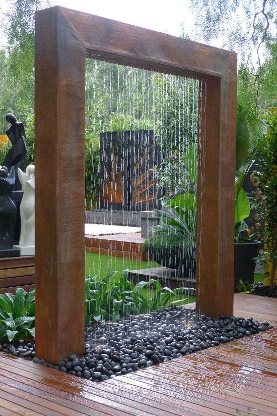 Giant Copper Rain Shower