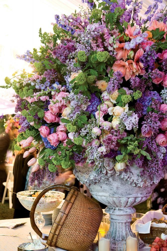 Beautiful large urn arrangement...just breathtaking!