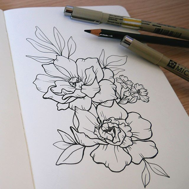 Some days when I put my pens down at look at the page these sketches feel like r...
