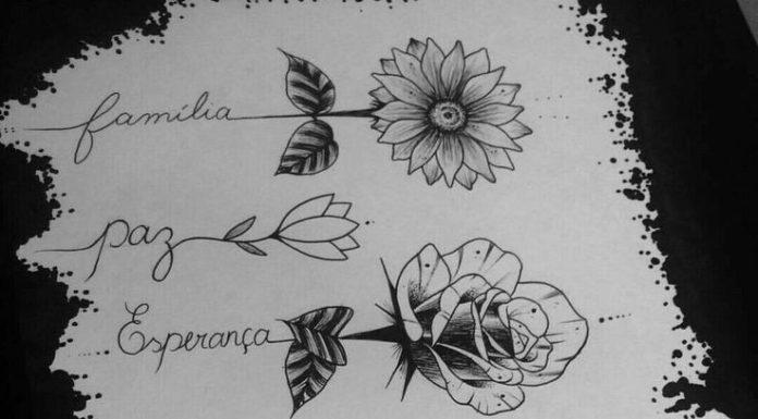 Outline Sunflower Tattoo Stencil - Best Tattoo Ideas