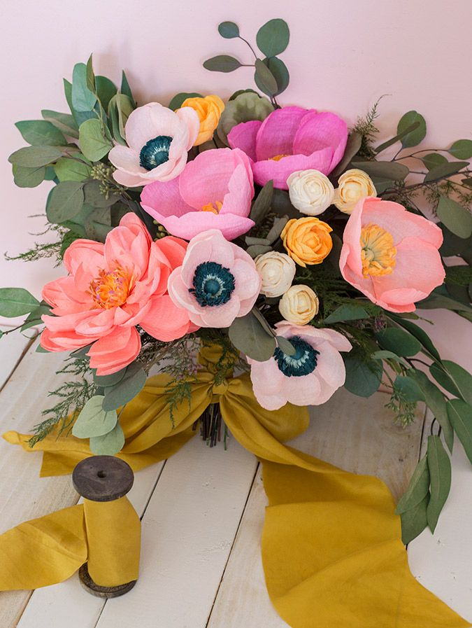 Check out Lauren Conrad's Friday Favorites, including this paper bouquet fro...