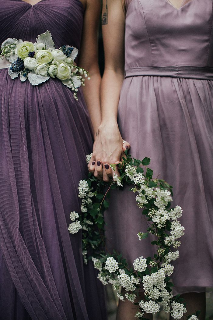 5 Alternatives to the Bridesmaid Bouquet