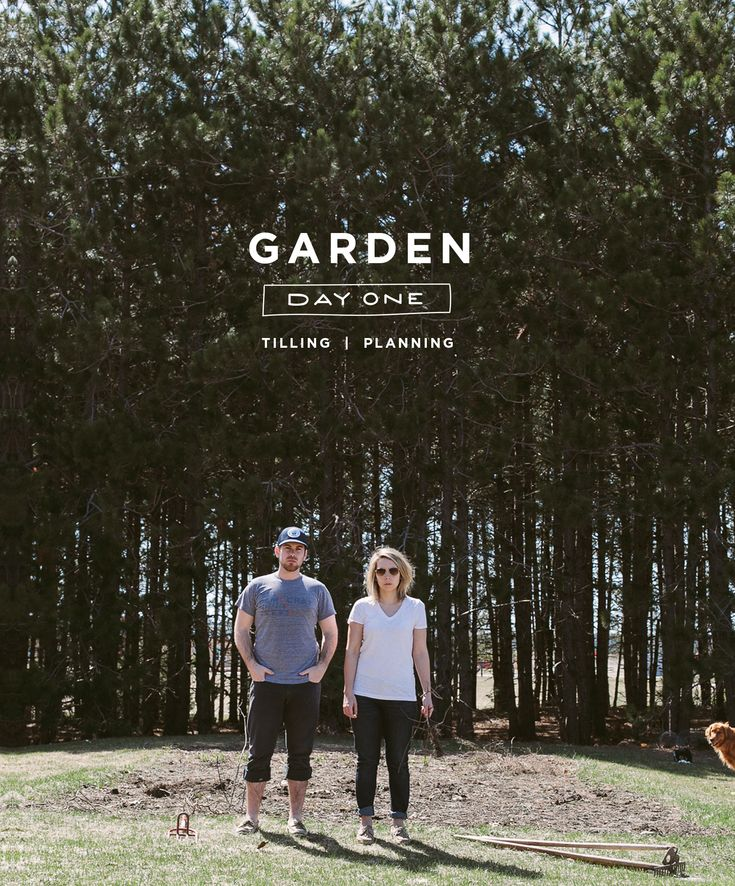 Gardening: Day one  |  Tilling Your Garden, Getting good dirt, and how to plan w...