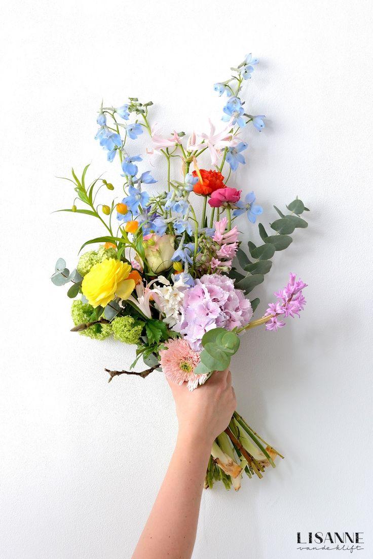 Bloemen Bijdehand | Lekker fris - Lisanne van de Klift