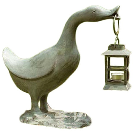 Duck Garden Décor