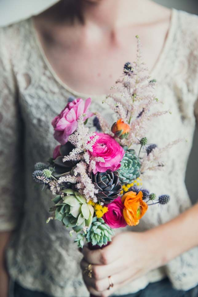 Fashion: Succulent Flower Crown in 5 Steps
