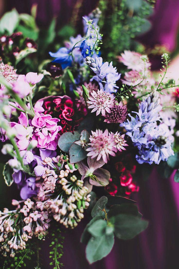 FleaingFrance Brocante Society beautiful bouquet