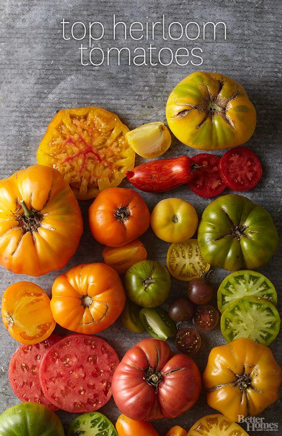 Forget Regular Tomatoes—These Heirloom Varieties are Pretty Darn Tasty