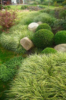 Rock&grass