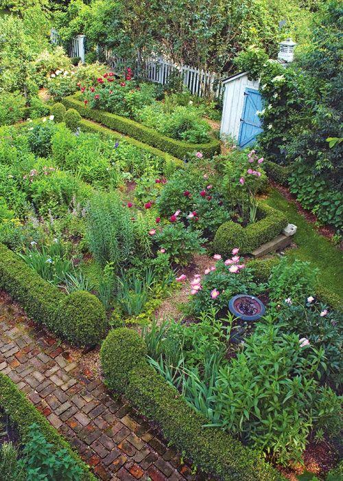 garden.  wow. Gorgeous!